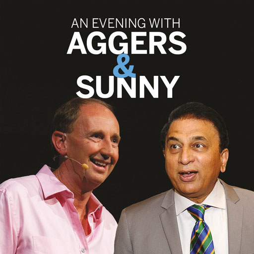 An Evening with Aggers & Sunny