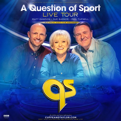 A Question of Sport Live 2021