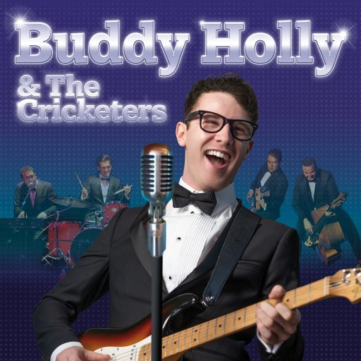 Buddy Holly & The Cricketers 2021